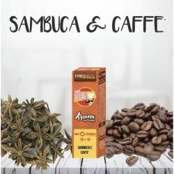 SvapoNext - Aroma Shot Series Sambuca e Caffè