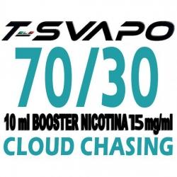 T-Svapo - Base Neutra Cloud 70/30 10ml Nicotina 15mg