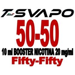 T-Svapo - Base Neutra 50/50 10ml Nicotina 20mg