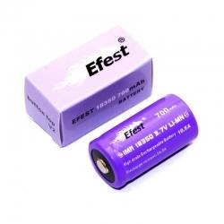 Efest IMR 18350 700mAh 10.5A 3.7V Pin Top