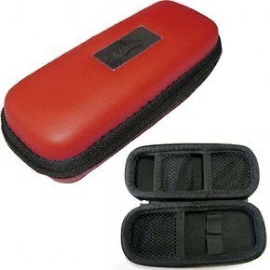 Custodia Zip EGO Rossa Red Large