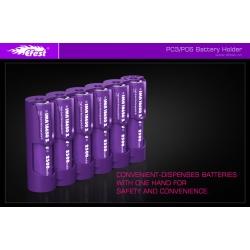 Efest PC3 contenitore per batterie 18650
