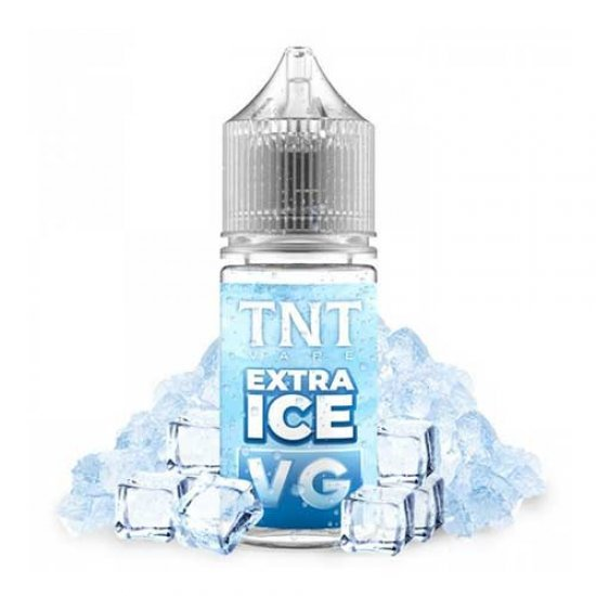 Tnt Vape Glicerina Vegetale Xtra Ice 30ml Svapo Store Sigarette Elettroniche