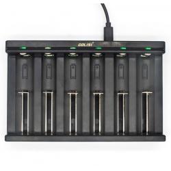 Golisi Needle 6 Smart USB Charger
