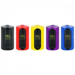 Hugo Vapor Asura 228W 2 in 1 TC Squonk Box Mod