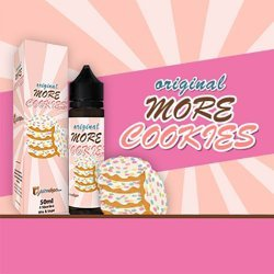 EjuiceDepo - More Cookies Mix&Vape 50ml