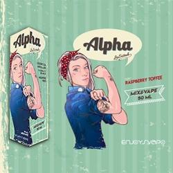 EnjoySvapo - Aplha by La Sistah Mix&Vape 50ml