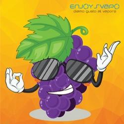 EnjoySvapo - Mr Grape Mix&Vape 50ml