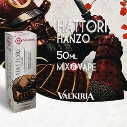 Valkiria - Hattori Hanzo Mix&Vape 50ml