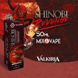 Valkiria - Shinobi Revenge Mix&Vape 50ml