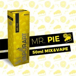 VaporArt - Mr Pie Mix&Vape 50ml