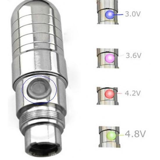 Mini Passthrough Voltaggio Variabile