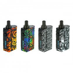 Squid Vape Squad Kit 1300mAh