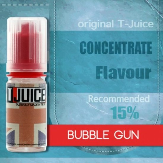 T-Juice Bubble Gun Concentrato