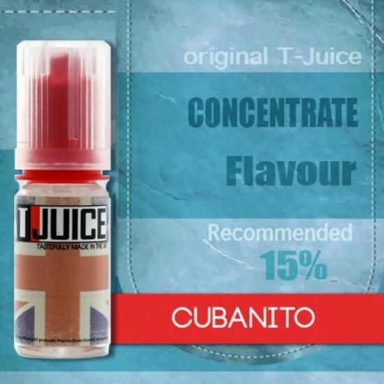 T-Juice Cubanito Concentrato