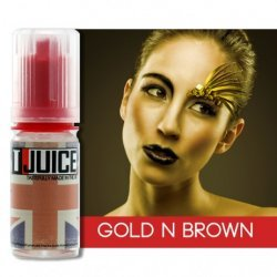 T-Juice Gold n Brown Concentrato