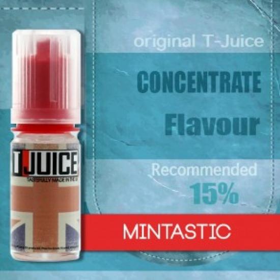 T-Juice Mintastic Concentrato