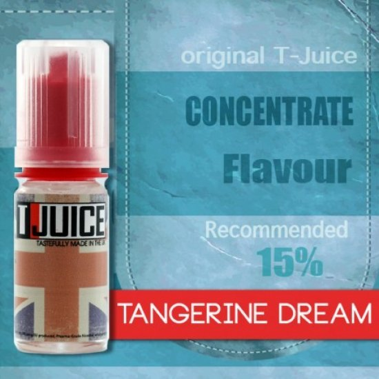 T-Juice Tangerine Dream Concentrato