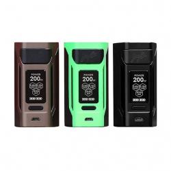 Wismec RX2 20700 200W TC Box Mod 6000mAh